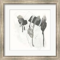Framed Monochrome Missive I