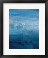 Framed Opal Sky II