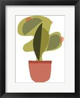 Framed Mod Cactus V