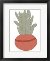 Framed Mod Cactus VIII