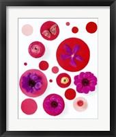 Framed Red Spots
