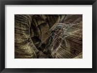 Framed Slot Canyon Utah 2