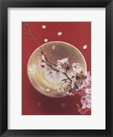 Framed Blooming Bowl