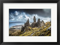 Framed Old Man Of Storr