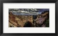 Framed Bryce Arch