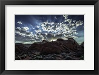 Framed Valley Of Fire 2