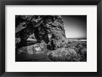 Framed Matador Arch 3 Black & White