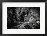 Framed Matador Arch 4 Black & White