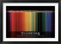 Framed Teamwork