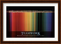 Framed Teamwork