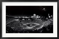 Framed Wrigley Field