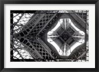 Framed La Tour Eiffel