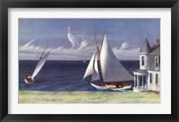 Framed Lee Shore
