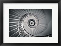 Framed Tulip Staircase