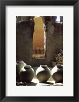 Framed Potteries, Morocco