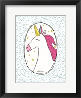 Framed Unicorn II