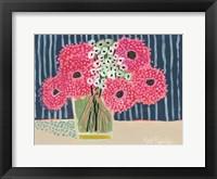 Framed Flowers for Belle III
