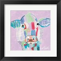 Framed Moo Series:  Tilly