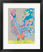 Framed Ralph the Rooster