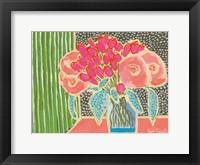 Framed Flowers for Maude No. 2