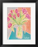 Framed Tulips for Corie