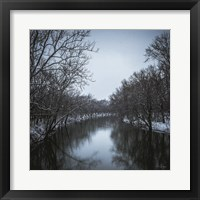 Framed Winding Reflection