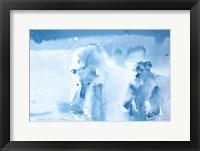 Framed Ice Bears