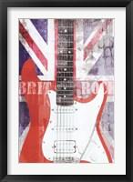 Framed Brit Rock One