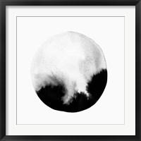 Framed New Moon I