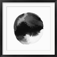 Framed New Moon III