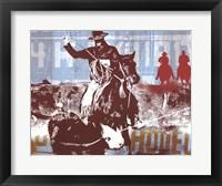Framed Americana II