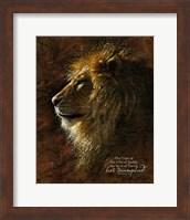 Framed His Majesty - Revelations Verse