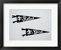 Framed Pennants