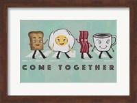 Framed Come Together