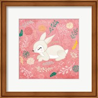 Framed Woodland Bunny