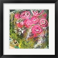 Framed She Roses