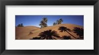 Framed Morocco