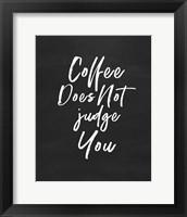 Framed Coffee