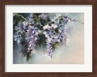 Framed Lilac Wonder
