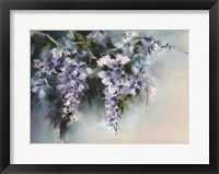 Framed Lilac Wonder