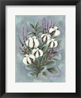Framed Lavender in the Light I