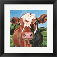 Framed Henry the Hereford