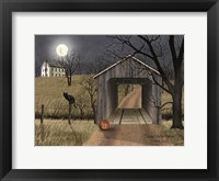 Framed Sleepy Hollow Bridge