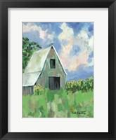 Framed June Fields