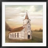 Framed God's House