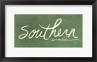 Framed Southern Made