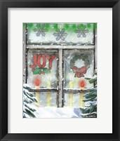 Framed Christmas Joy