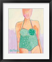 Framed Sunbather Series:  Summer Lovin'