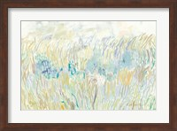 Framed Windswept Seagrass