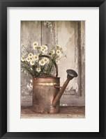 Framed Friendliest Flowers